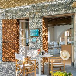 Casale Panayiotis Troullino Dinning Area