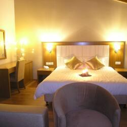 Livadia Hotel In Kyperounta Bedrooms