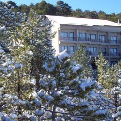 Health Habitat Hotel In Pedoulas Forest